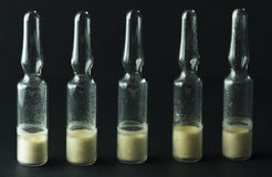 Ampoules Stock Photos