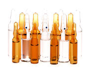 Ampoules Stock Image