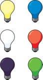 Ampoules Photo libre de droits