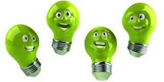 ampoules Illustration Libre de Droits