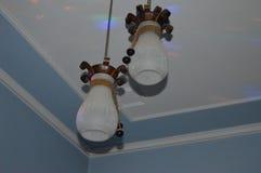 Ampoules accrochantes Image libre de droits