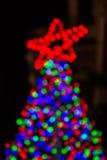 Ampoules colorées Images libres de droits