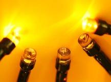 Ampoules de DEL Photos libres de droits