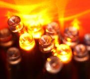 Ampoules de DEL Photos stock