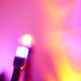Ampoules de DEL Photographie stock