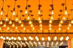 Ampoules de lampe de LED Images stock