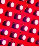Ampoules de LED Photographie stock libre de droits