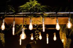 Ampoules de Llight - image image stock