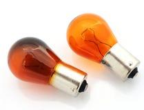 Ampoules de véhicule Image libre de droits