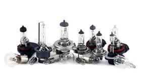 Ampoules des véhicules à moteur Photographie stock