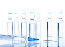 Ampoules Stock Images
