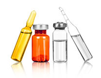 Ampoules royalty free stock images
