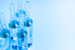 Ampoules Royalty Free Stock Photography