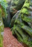ampuła kamień obraz stock