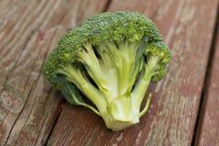 Ampuła Zielenieje wiązkę brokuły Obraz Royalty Free