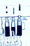 ampułki szczepionka zdjęcia royalty free