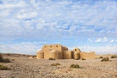 Amra Palace Stock Image