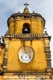 América Central, Nicarágua, vista na cidade velha de Leon Imagens de Stock