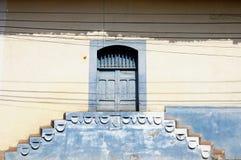 América Central, Nicarágua, vista na cidade velha de Leon Imagem de Stock