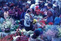 AMÉRICA LATINA GUATEMALA CHICHI Foto de archivo