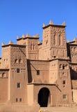 Amridil Kasbah, vallée de Dades, Maroc illustration libre de droits