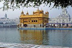 amritsar χρυσός ναός της Ινδίας Punjab στοκ φωτογραφίες με δικαίωμα ελεύθερης χρήσης