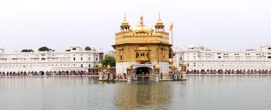 amritsar χρυσός ναός της Ινδίας Punjab Στοκ φωτογραφία με δικαίωμα ελεύθερης χρήσης