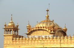 Amritsar Golden Temple. Stock Photo