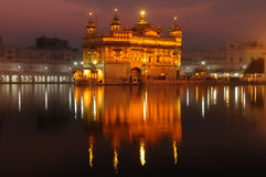 Amritsar, Golden Temple, India Stock Images