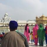 Amritsar, Harmandir Sahib Lizenzfreies Stockbild