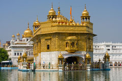 Amritsar, Indien Stockfoto