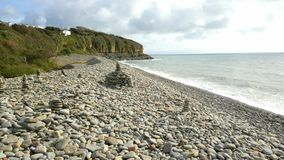 Amroth near Tenby . Pembrokeshire coast , South wales Stock Image