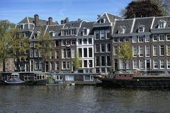 Amstel Άμστερνταμ Στοκ Εικόνα