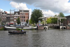 Amstel Amsterdam 1 Photos stock