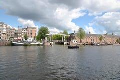 Amstel Amsterdam 2 Immagine Stock Libera da Diritti