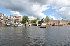 Amstel Amsterdam 2 Royalty Free Stock Image