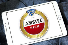 Amstel beer logo Stock Image