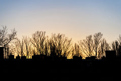 Amstelveen - Голландия Стоковое Изображение RF