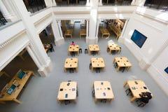 Amsterdão Apple armazena o interior Fotos de Stock Royalty Free