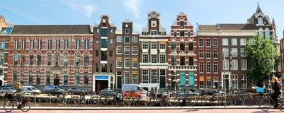Amsterdão - arquitetura da cidade Fotos de Stock