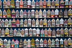 Amsterdão - Holanda Imagens de Stock Royalty Free