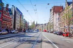 Amsterdão, Países Baixos Foto de Stock