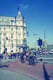 Amsterdão, Países Baixos Imagem de Stock Royalty Free