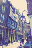 Amsterdão, Países Baixos Fotos de Stock Royalty Free