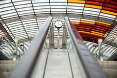 Amsterdam's Centraal Station Royalty Free Stock Images