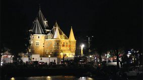 Amsterdam życie nocne zbiory