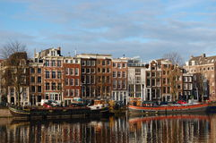 amsterdam Голландия стоковая фотография