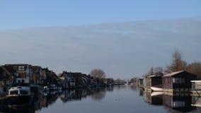 Amsterdam 07 02 2018 Royaltyfri Foto