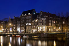 Amsterdam Fotografie Stock