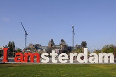amsterdam стоковое изображение